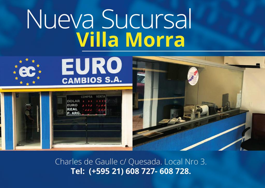 Sucursal Villa Morra